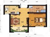 凯旋大道_1室1厅1卫 建面47平米