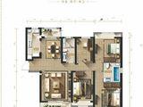 中建御景星城_4室2厅2卫 建面152平米