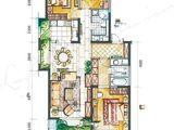 坤杰拉菲公馆_3室2厅2卫 建面159平米