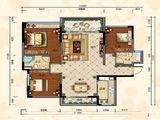 佰利庄园_3室2厅2卫 建面106平米
