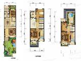温泉新都孔雀城_5室2厅4卫 建面170平米