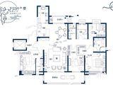 碧桂园西湖_5室2厅3卫 建面235平米