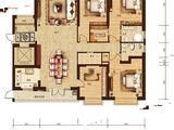 尚运上品_4室2厅3卫 建面236平米