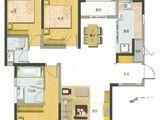 琨朗翰林华府_3室2厅2卫 建面141平米