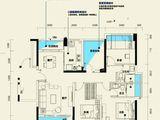 韶关宝能公馆_3室2厅2卫 建面126平米