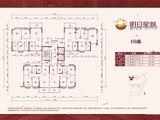 明日星城二期_3室2厅2卫 建面91平米